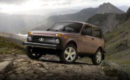 Российский внедорожник Lada 4x4 будут собирать в Германии
