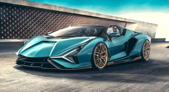 Самый мощный в истории автомобиль Lamborghini представили официально