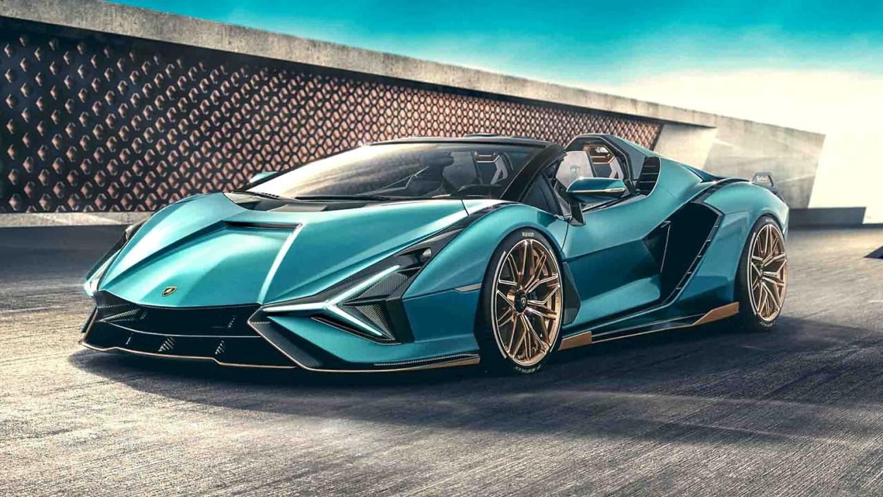 Самый мощный в истории автомобиль Lamborghini представили официально | АВТО INFO