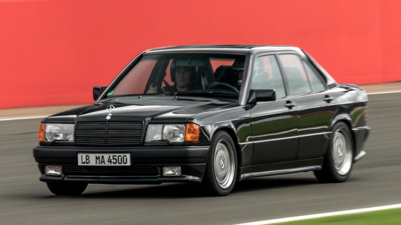 Самые быстрые седаны 1990-х