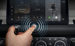 Бесконтактный сенсорный экран, за которым будущее автомобильных систем мультимедиа