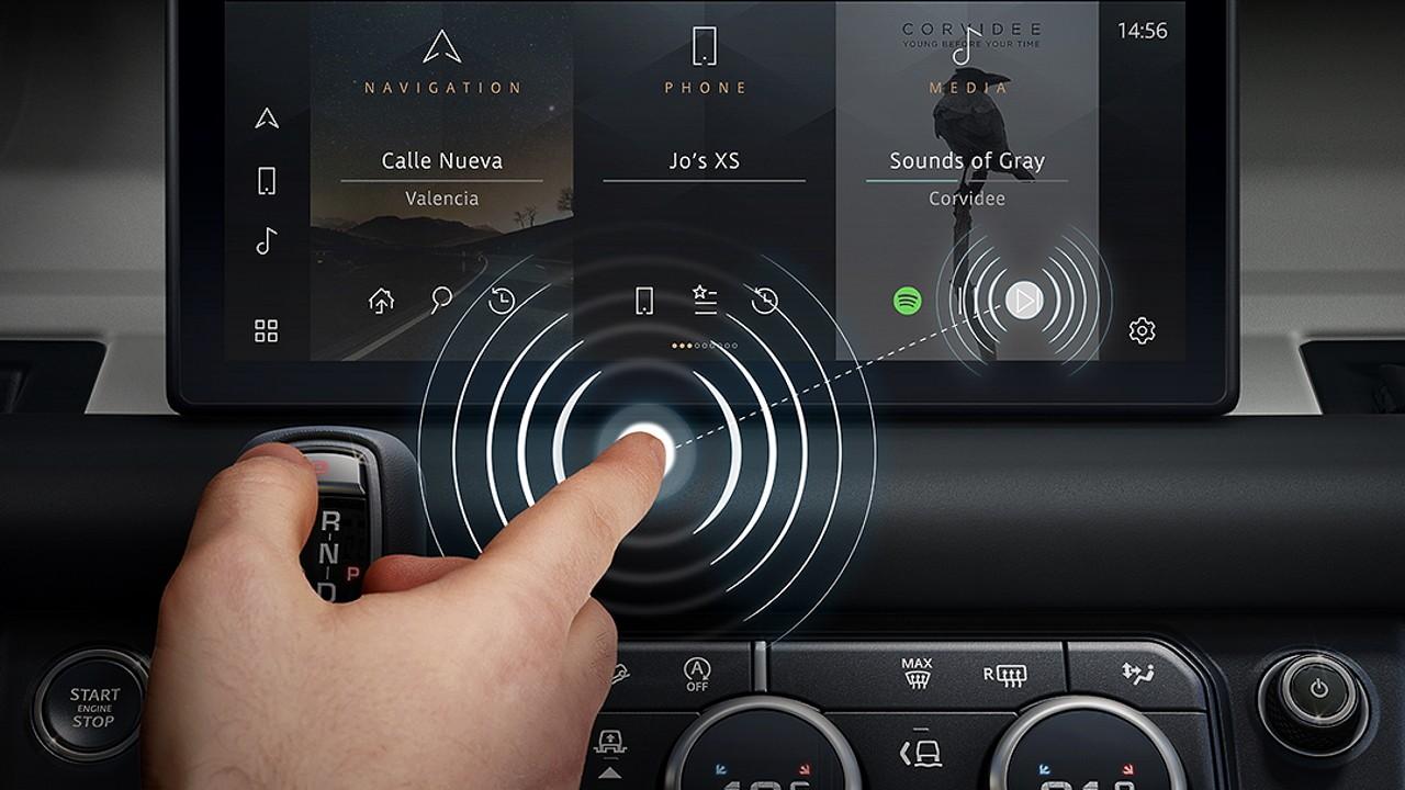 Бесконтактный сенсорный экран, за которым будущее автомобильных мультимедийных систем | АВТО INFO