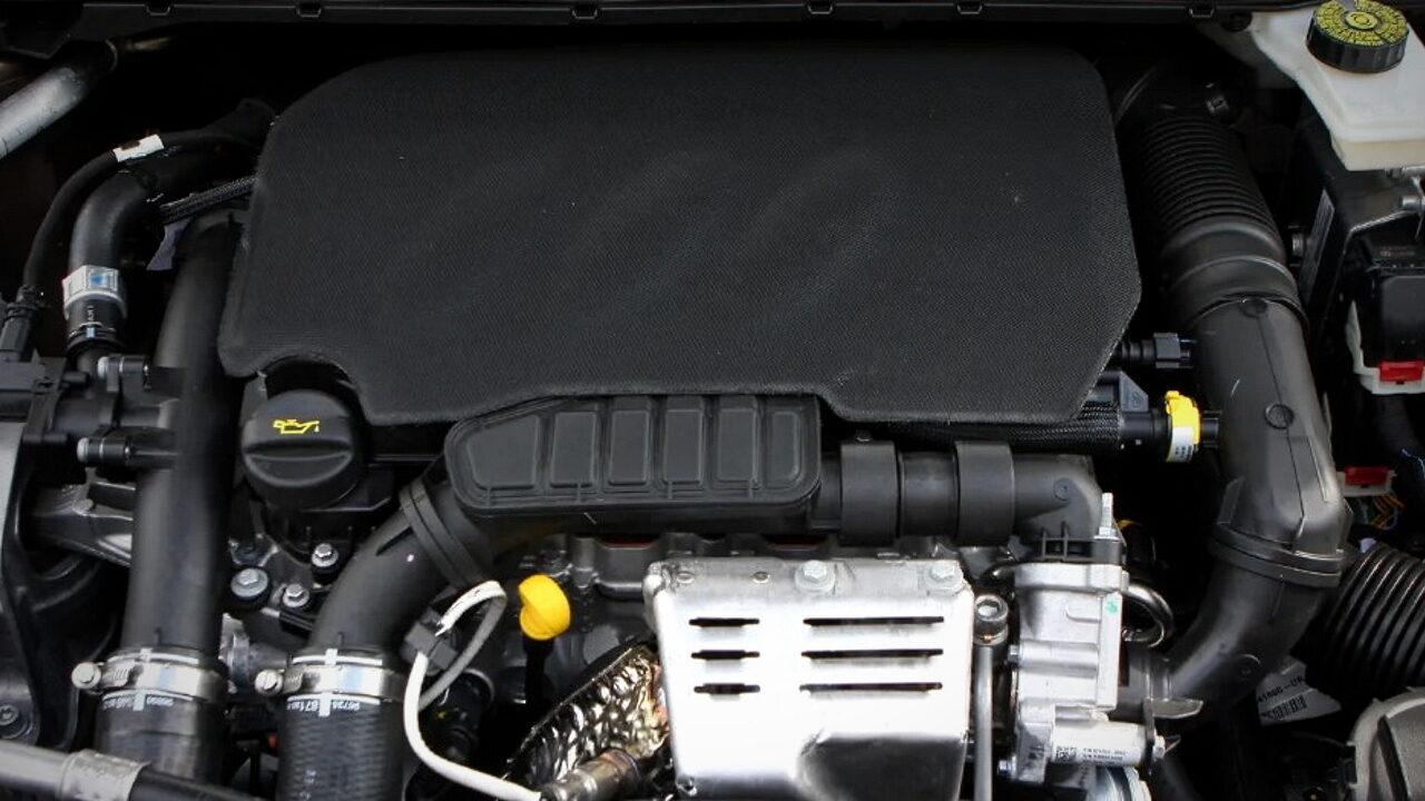 Надёжный французский двигатель