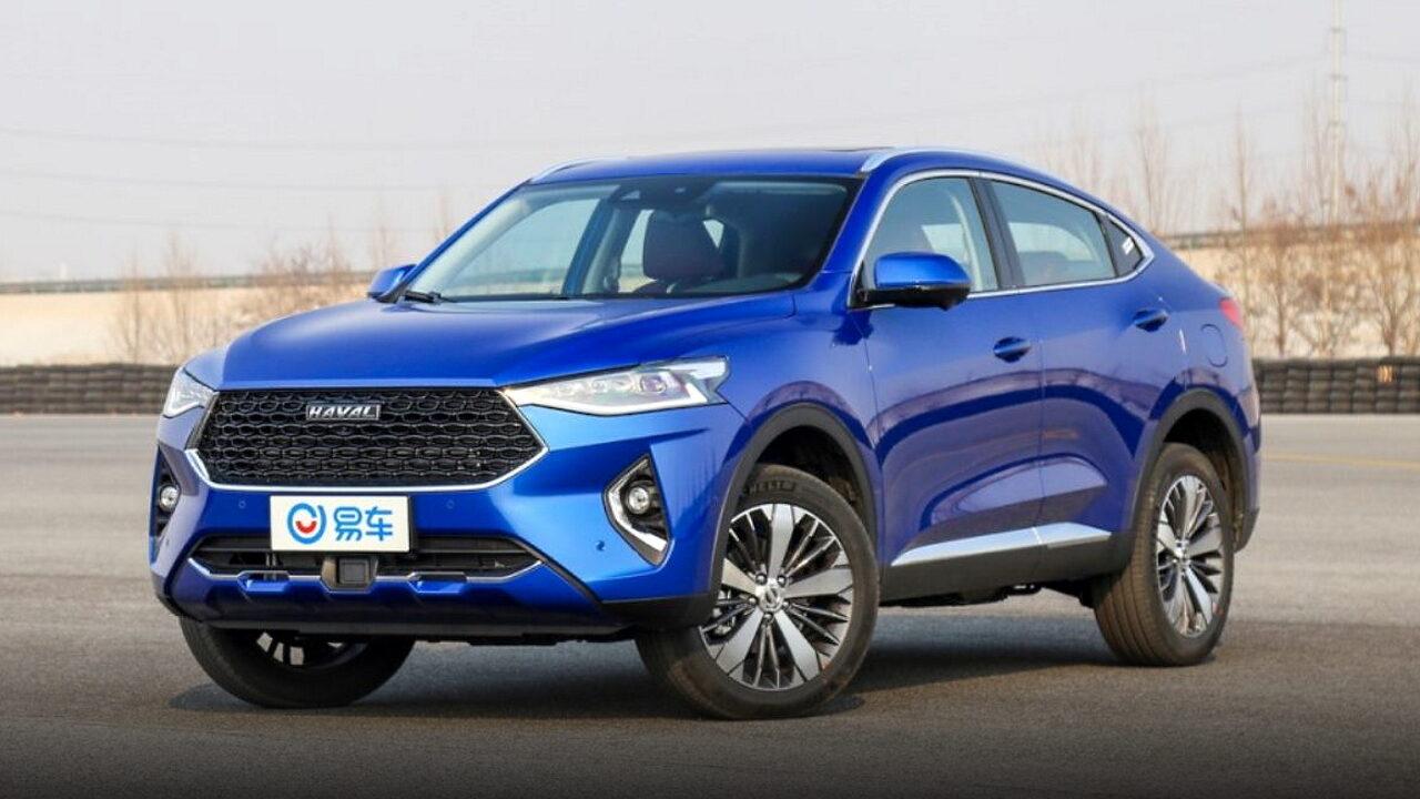 Китайский автомобиль