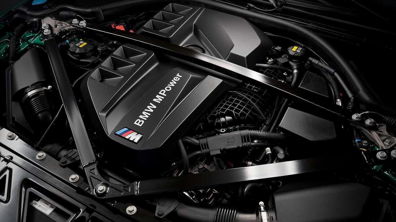 Двигатель BMW M