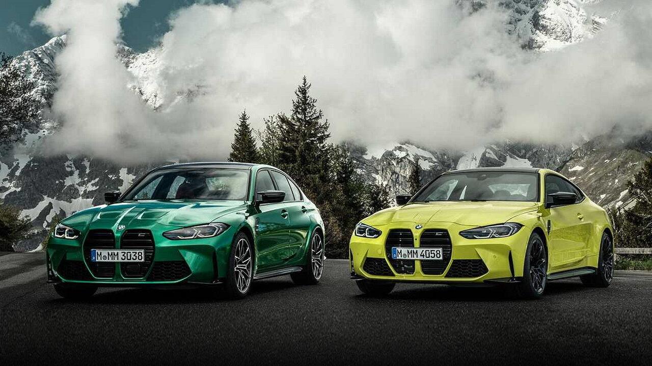 BMW M3 и BMW M4 2020