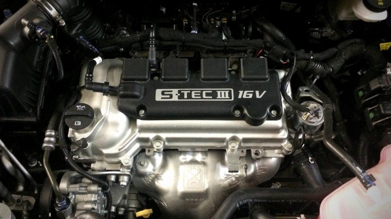 Двигатель Chevrolet B15D2