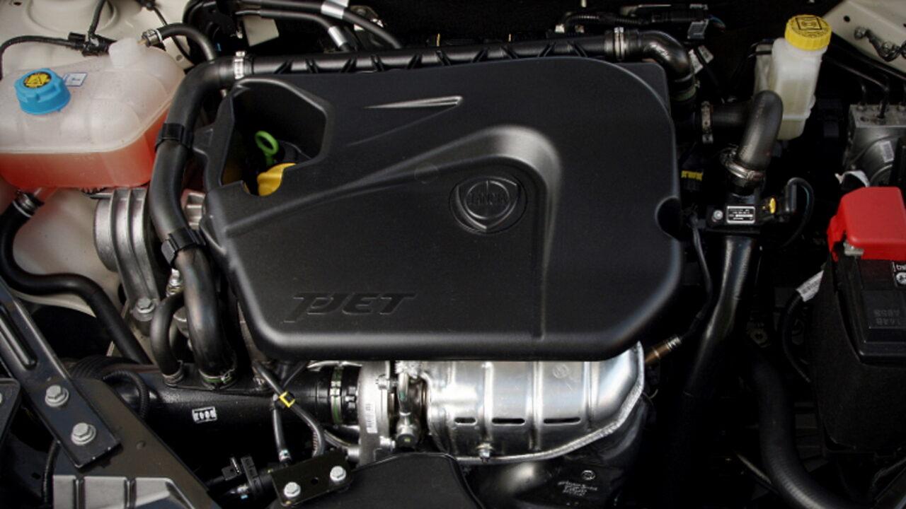 Надёжный малолитражный двигатель