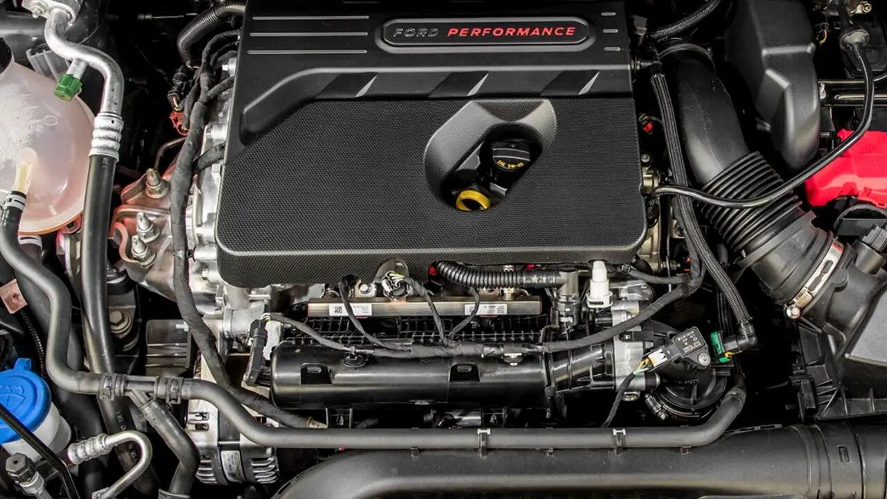 Самый мощный 3-цилиндровый двигатель
