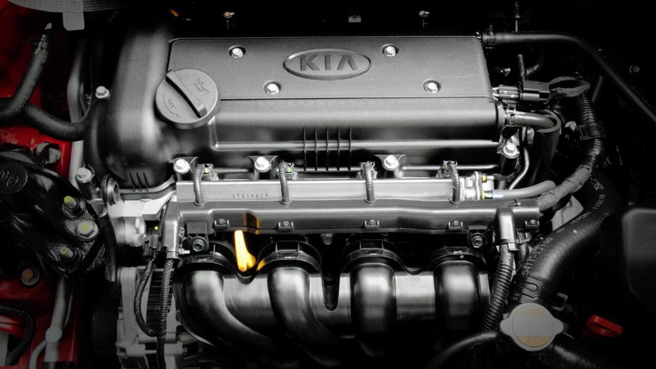 Двигатель Kia-Hyundai G4FA