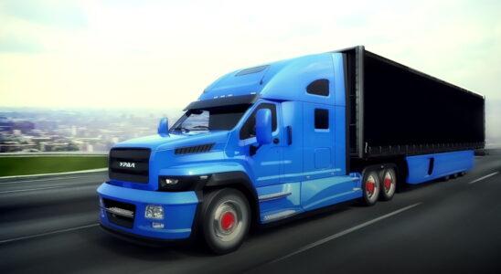 Если бы дизайн российских грузовиков разрабатывали независимые дизайнеры