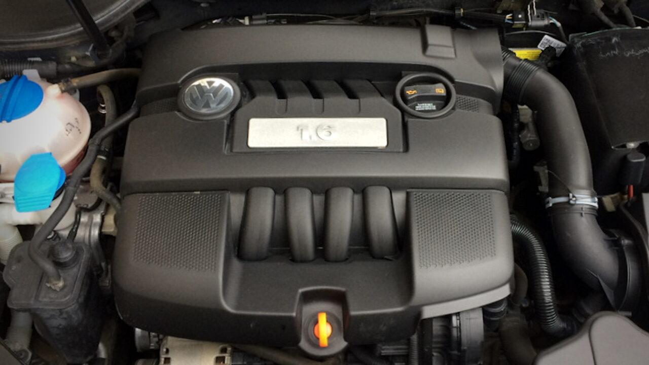 Двигатель Volkswagen 1.6 MPI