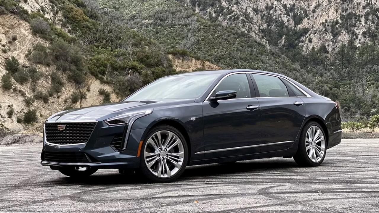 Алюминиевый автомобиль Cadillac CT6