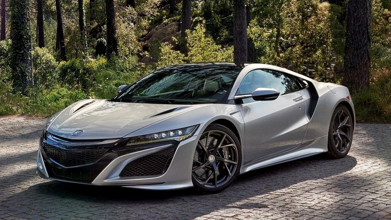 Алюминиевый автомобиль Honda NSX
