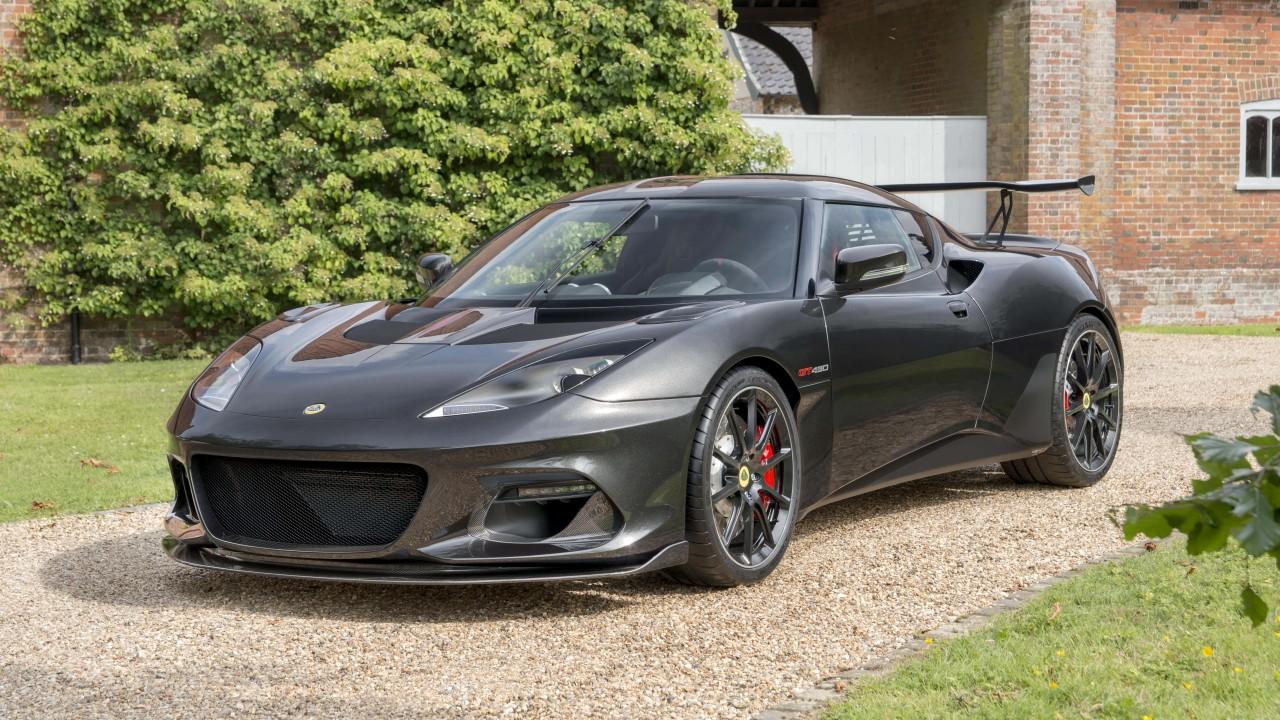Алюминиевый автомобиль Lotus Evora