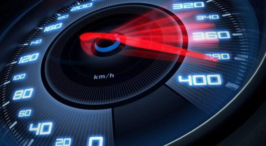 Рекордные превышения скорости в Европе