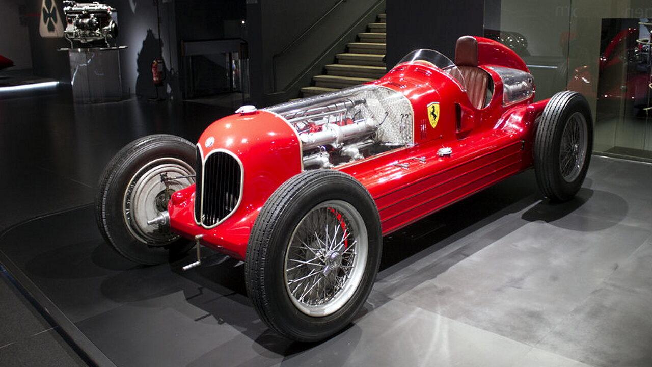 Alfa Romeo с двумя двигателями