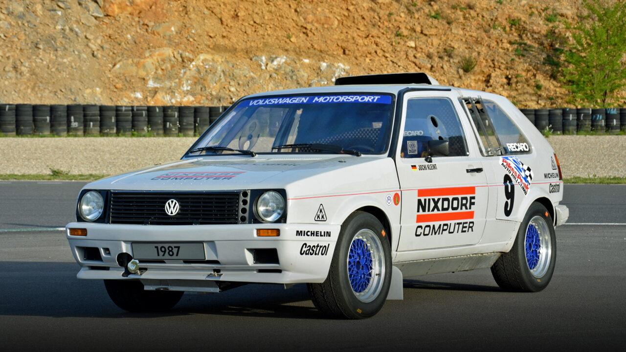 Volkswagen с двумя двигателями