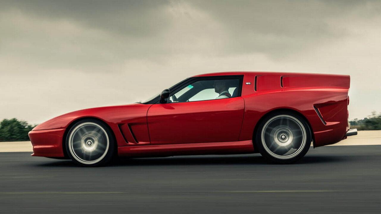 Ferrari 550 Maranello превратили в универсал
