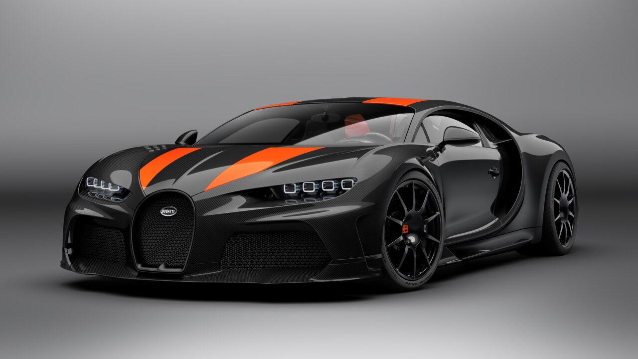 Самый дорогой серийный автомобиль