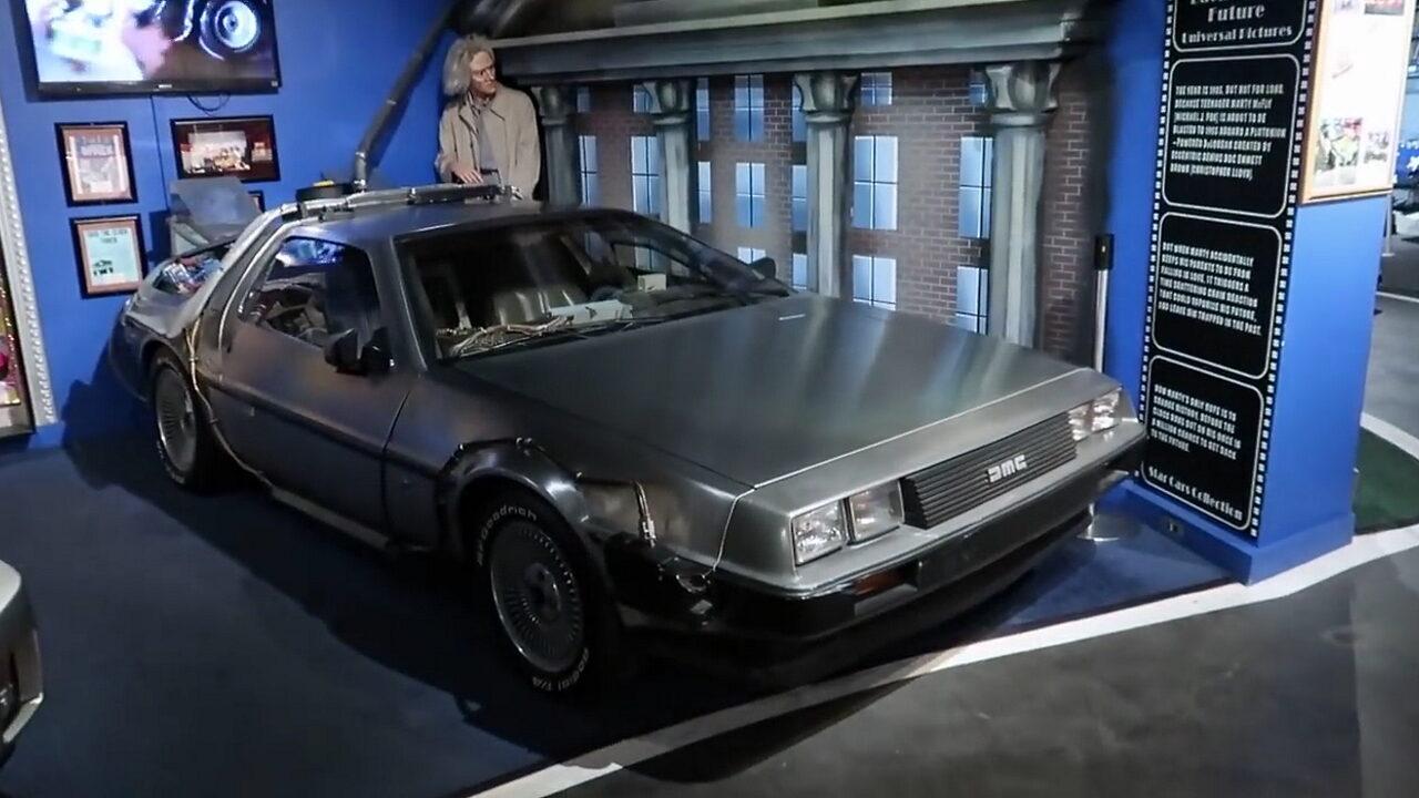 Где сейчас автомобили из культовых фильмов