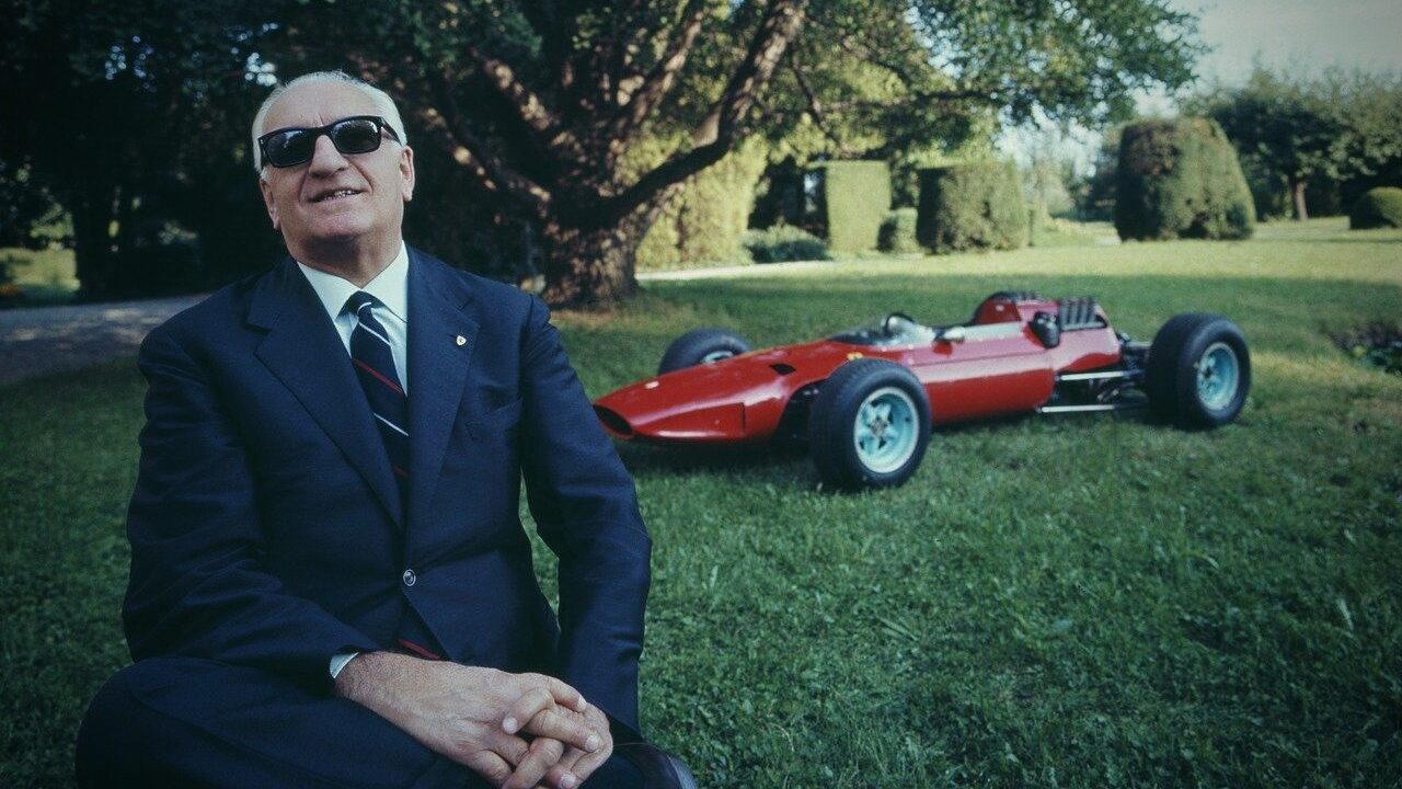 Энцо Феррари, итальянский конструктор и основатель Ferrari