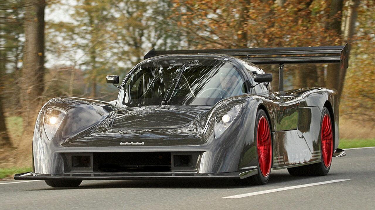 Автомобиль с лучшим соотношением мощности к весу