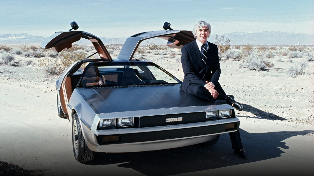 Джон Делориан и DeLorean DMC-12