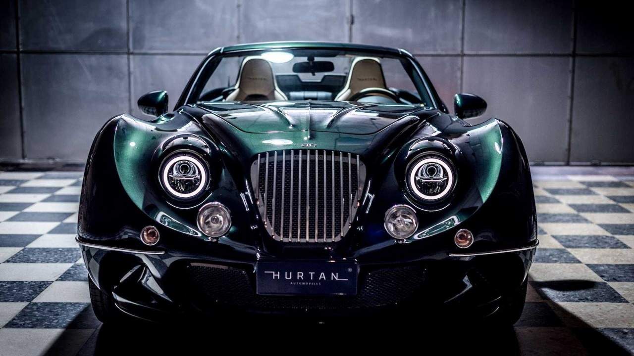 Испанцы превратили Mazda MX-5 в ретро автомобиль | АВТО INFO