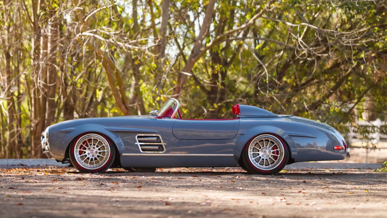 Mercedes-Benz 300SL Speedster