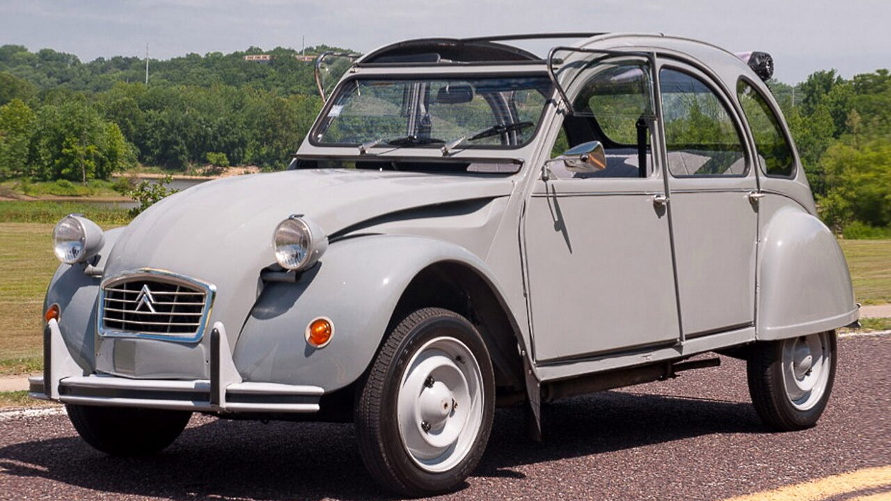 10 самых продаваемых кабриолетов в истории