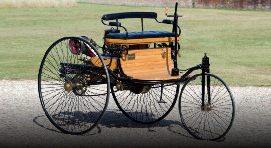 135 лет первому автомобилю. Каким он был