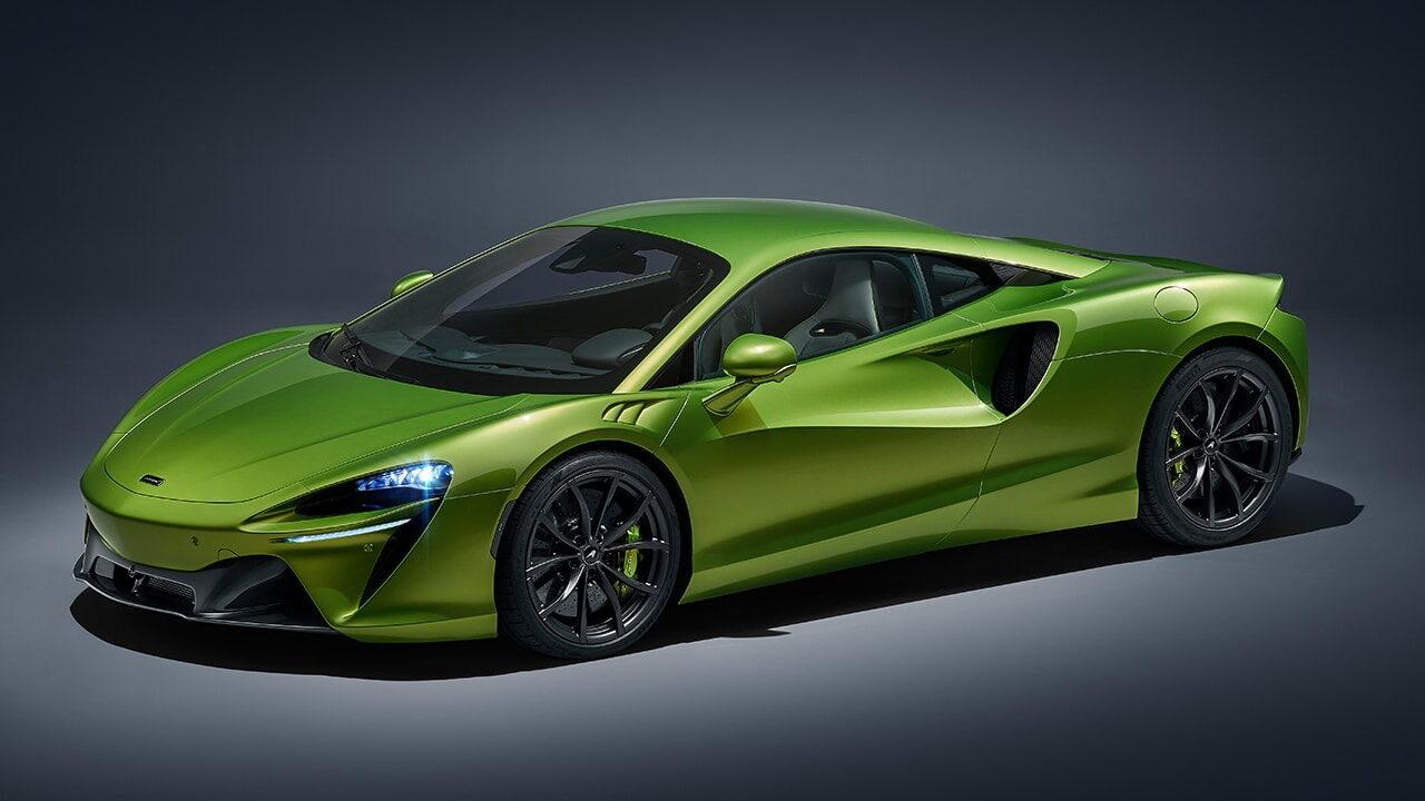 На что способен бюджетный McLaren
