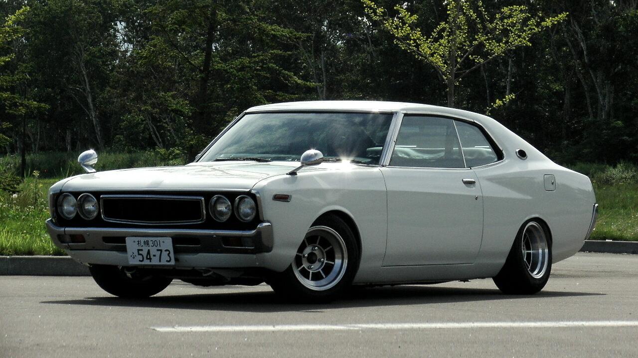 Японские автомобили, скопированные с американских