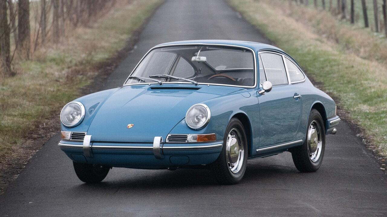 10 фактов о Porsche 911