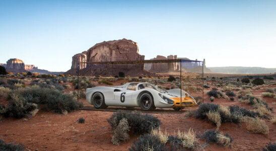 В США пройдёт необычная выставка автомобилей Porsche