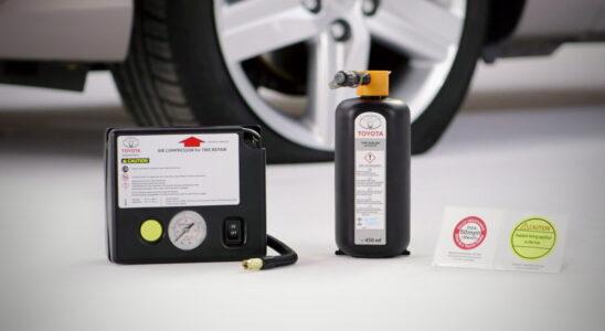 Что такое набор для ремонта шин и как им пользоваться