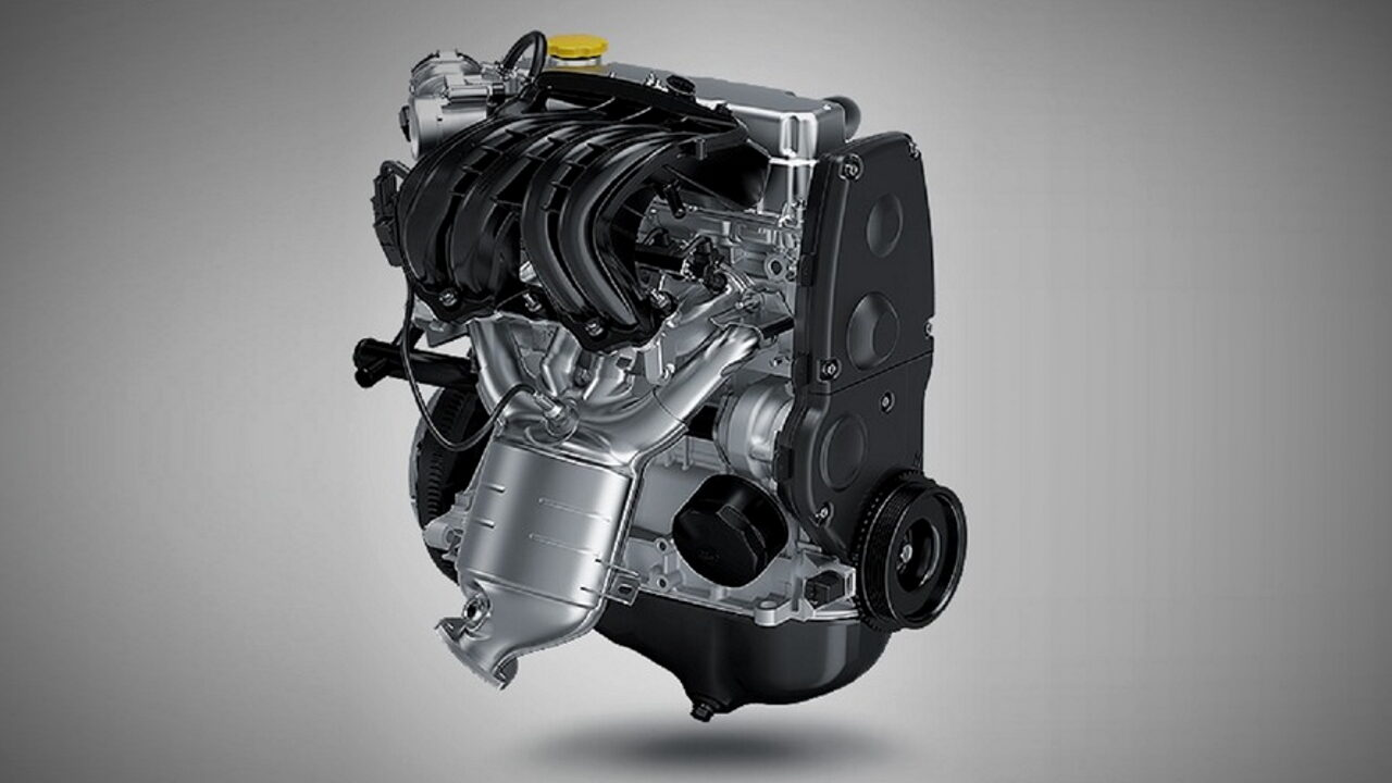 Новый двигатель ВАЗ-11182
