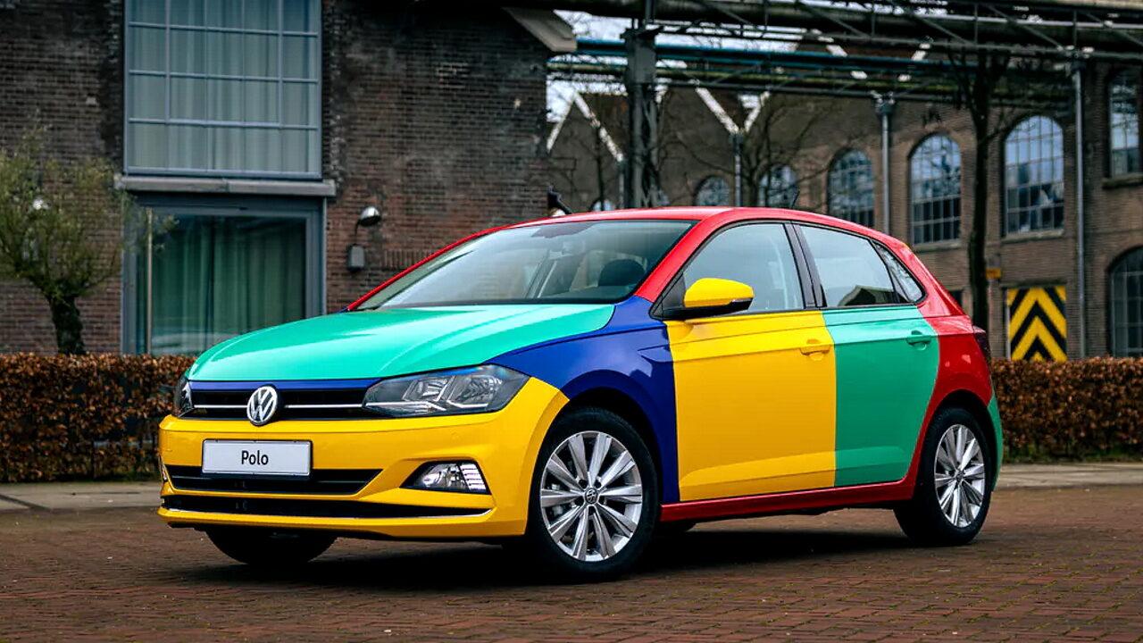 Volkswagen Polo Harlequin вернулся!