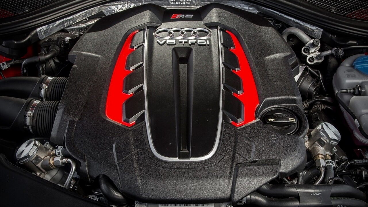 Audi прекращает разработку двигателей внутреннего сгорания
