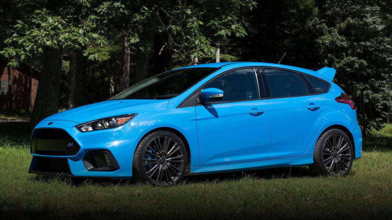 Автомобили с самыми мощными 4-цилиндровыми двигателями