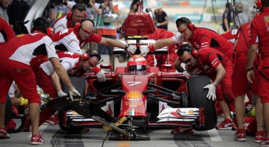 Как механикам удаётся так быстро менять колёса в болидах Формулы-1