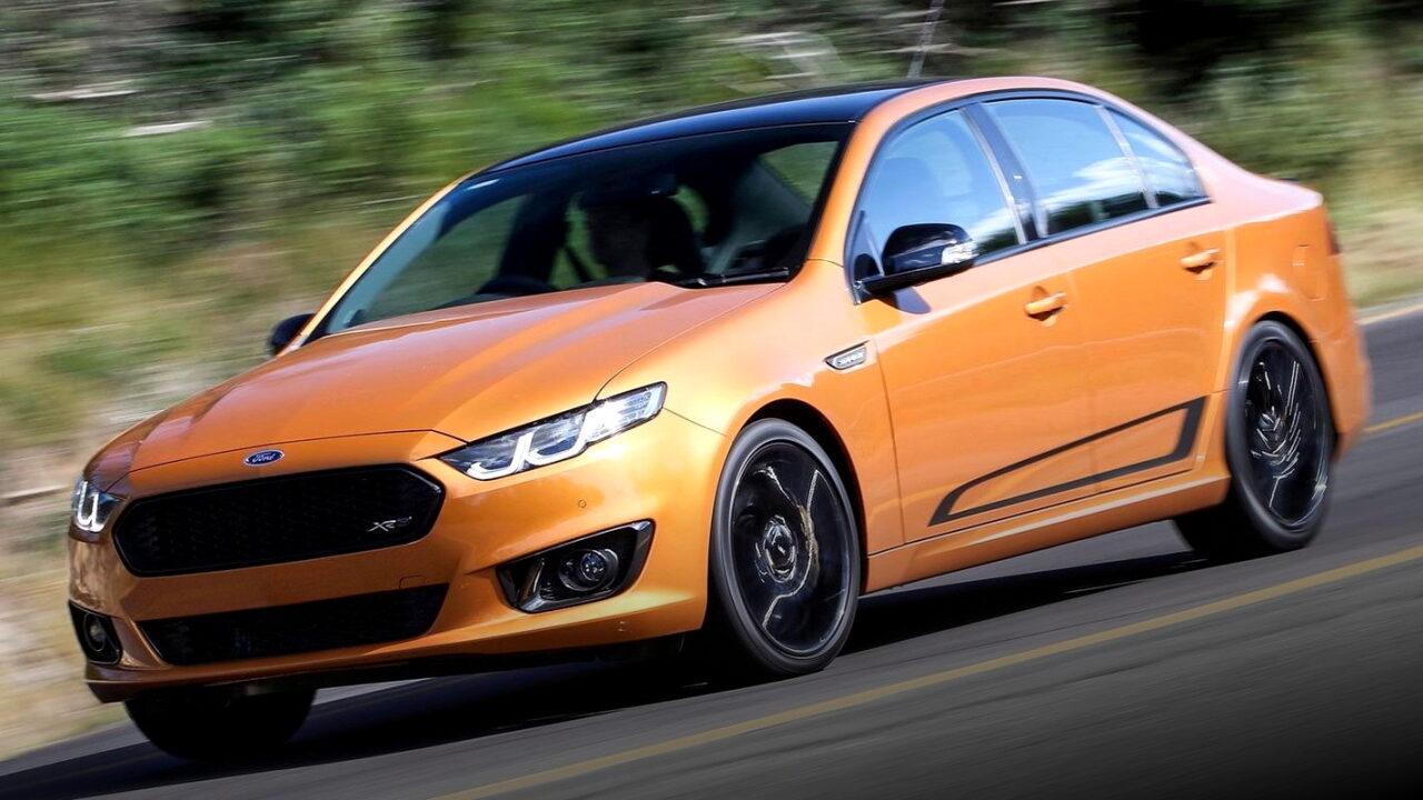 Ford Barra – австралийский двигатель не уступающий японским