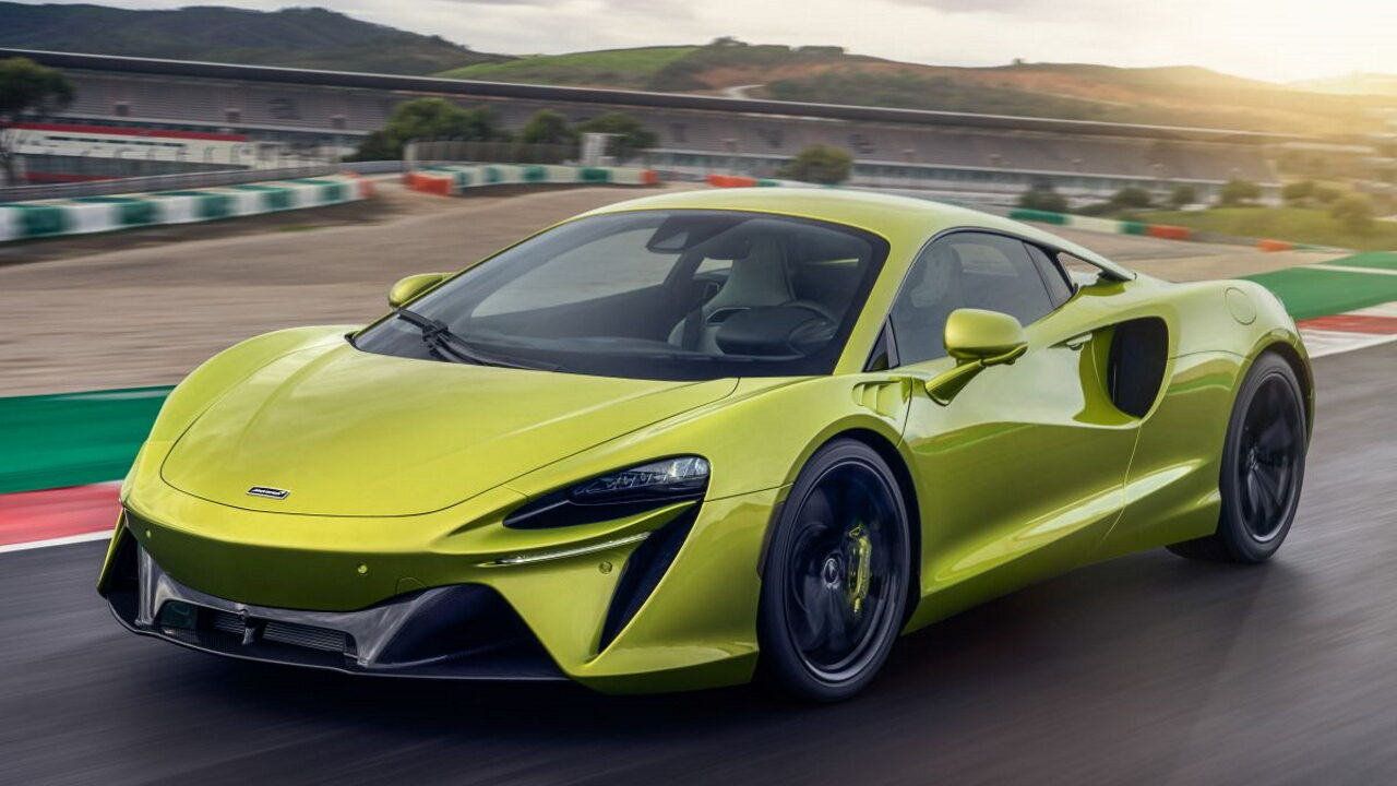 Автомобили, оснащённые технологиями Формулы-1