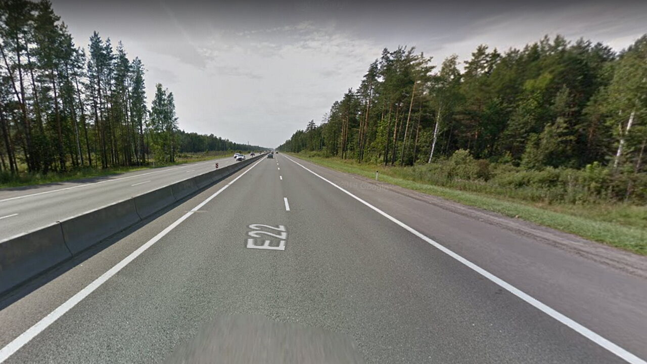 Трасса М-7 (Е22) Москва - Нижний Новгород