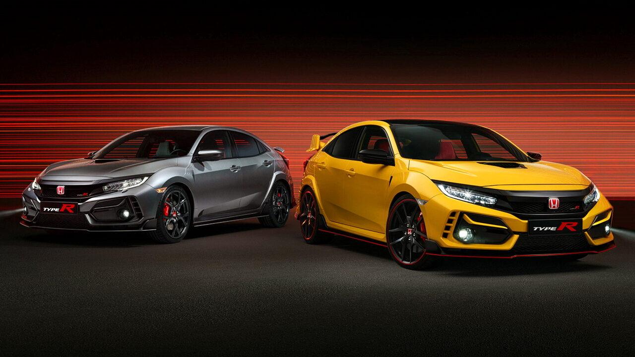 Новые Honda Civic Si и Honda Civic Type-R не будут оснащаться АКПП