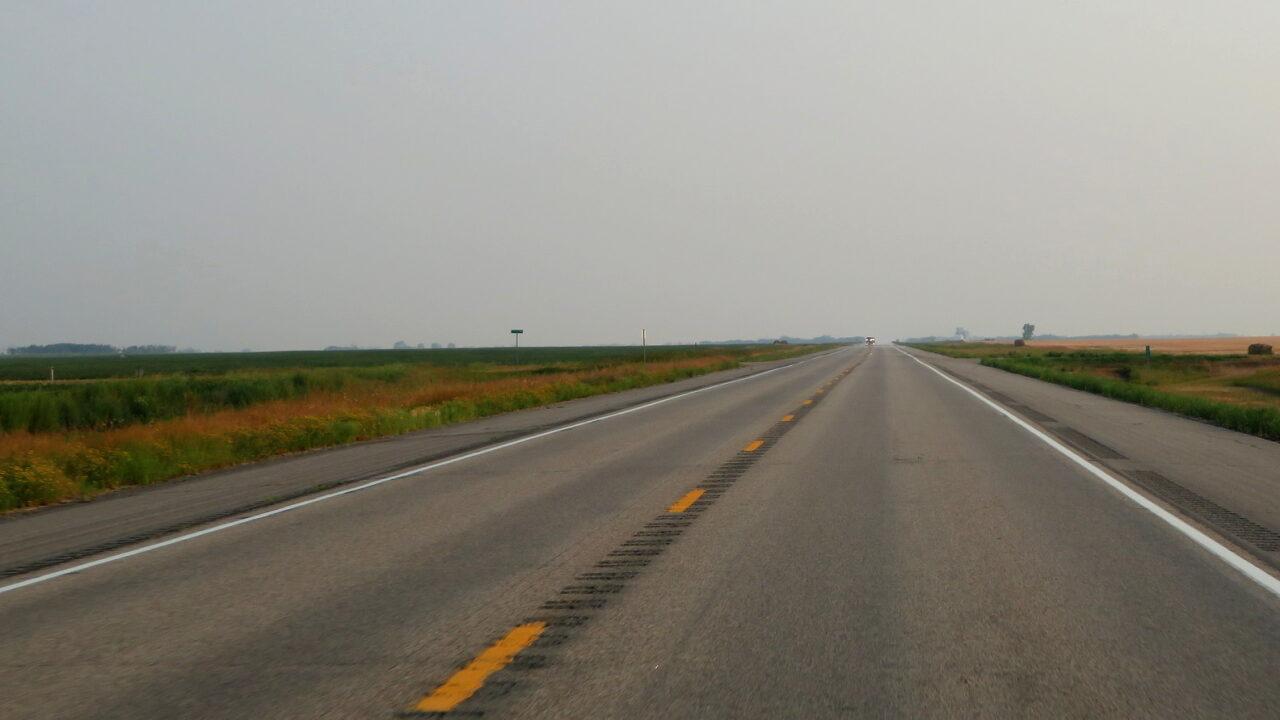 Самые длинные прямые дороги в мире