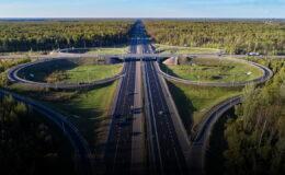 Самые длинные прямые дороги России