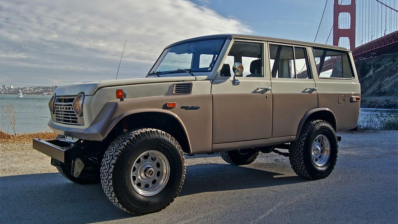 История легенды бездорожья Toyota Land Cruiser