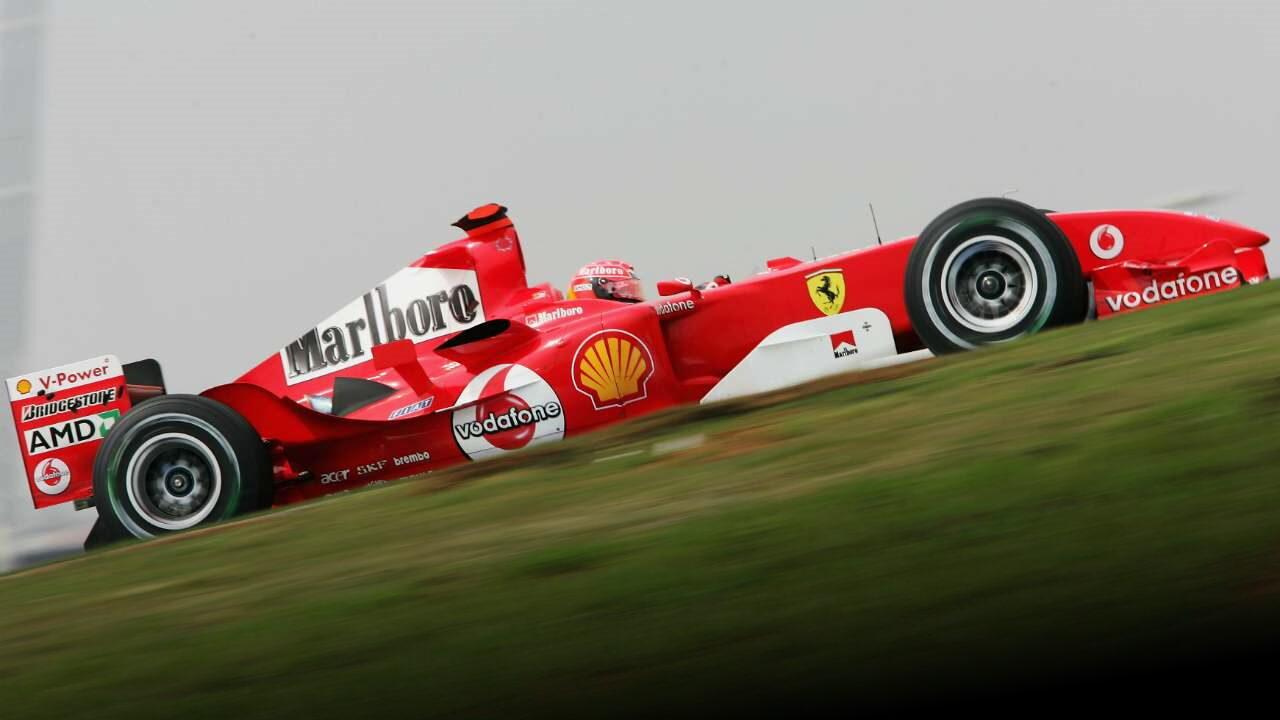 Scuderia Ferrari уберёт рекламу сигарет со своих болидов Формулы-1